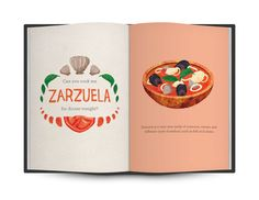 Exotic Eats on Behance