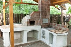 How To Build an Outdoor Brick Pizza Oven