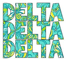 tri delt or don't tri at all
