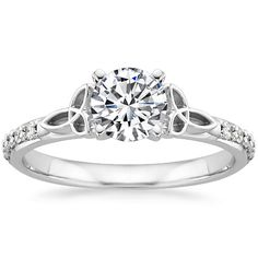 Platinum+Luxe+Celtic+Love+Knot+Ring+from+Brilliant+Earth
