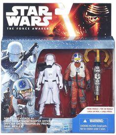 ToyzMag.com » Spoiler : 3 nouvelles figurines Star Wars Réveil de la Force
