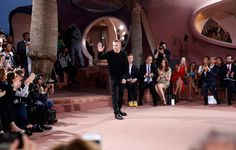 Raf Simons, formerly of Dior, will take responsibility for all Calvin Klein lines, consolidating creative control for the company.