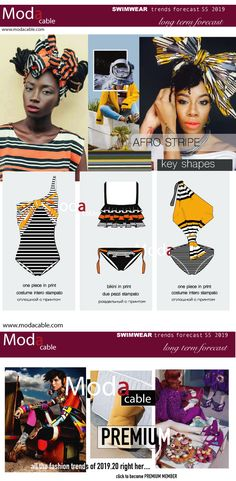 Modacable Swimwear trends 2019 only at www.modacable.com...go Premium and see more!!