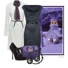 Winter Church Clothing Styles For Women Over 30 (16)