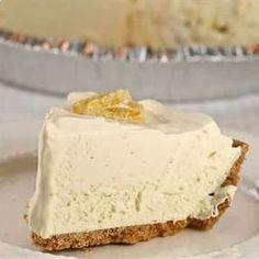 Lemonade Cheesecake Pie Recipe - Key Ingredient