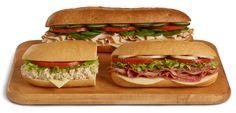 Wawa - Fresh Food - Hoagies & Sandwiches