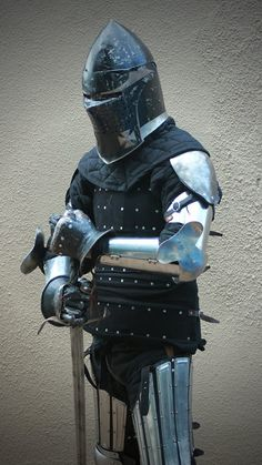 OdinsCrow, South African Full Contact Medieval Combatant.