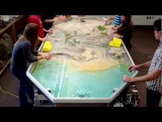 Ostrom Gray Hawley 2015-2016 Little River Stream Table Time Lapse