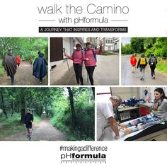 The third day of the pHformula Walk the Camino! We walked today from Palas to Melide. The day started with pouring rain but our spirits remained high - enjoying every moment creating awareness for Motor Neuron Disease. Motor Neuron, In Remembrance Of Me, Russia Ukraine, Make A Difference, The Camino, Rite Of Passage, Create Awareness, Lithuania, Spain Travel