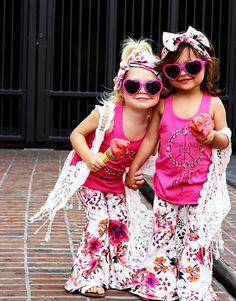 Twins fashion