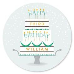 Piece of Cake by Lacie Schoch for Minted.