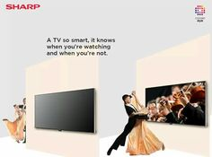 Sharp Aquos Smart TV