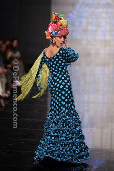 Fotografías Moda Flamenca - Simof 2014 - Rocio Peralta 'Despertares, ritmo y sabor' Simof 2014 - Foto 06