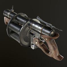 steampunk grenades - Google Search