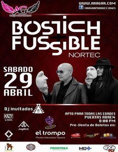 HOY Nortec Collective Presents: BostichFussible en Tijuana!
