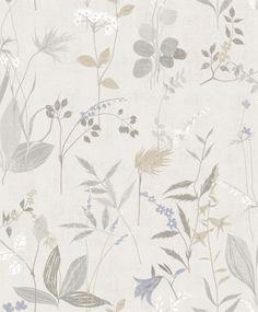Vacker sommaräng från kollektionen Inspiration 17543. Klicka för att se fler inspirerande tapeter för ditt hem!