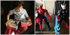 #Hasbro has a new Marvel toy!! Check out my latest blog post to find out more about it http://babylishadvice.com/?p=1901