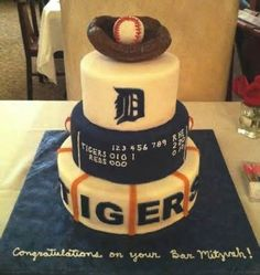 detroit tigers cake - Yahoo! Image Search Results