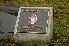 Pet Cemetery in  Blairstown New Jersey by lostinjersey, via Flickr.  Mostly cats and dogs but they also have a gorilla and a horse resting in peace