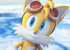 "189- Tails knew that if Sonic had seen the boards he would start asking questions. ""Did Cream know you brought one for her?"" ""It was her idea."" Tails told him and walked around the plane. He opened the other compartment and pulled out Sonic's extreme gear. ""Now, take your board so I can finish getting ready."" He tossed it to the blue hedgehog then threw his riding gear to him. Sonic caught them and closed the other hatch. ""What's wrong with you, Tails?"" ""Nothing  is wrong with me!"""