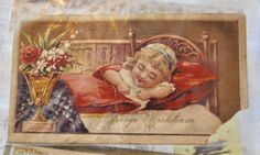 Are you a fan of Jane Austens Pride and Prejudice? If so, you must add Mr. Wickhams calling card to your collection!  Here is a lot of 5 antique Victorian calling cards. All are beautifully designed and feature the names of their former owners. Especially neat is one bearing the name of one George Wickham---a man given the same name as Austens despised yet adored Pride and Prejudice character.  Here are some notes about the condition of the cards:  George Wickham: Features a girl resting in…
