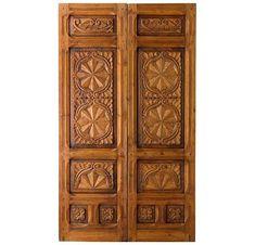 bilderesultat for antique spanish door