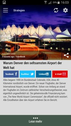 #Born2Invest: die besten Geschäfts- und Finanznachrichten aus den vertrauenswürdigen Quellen. Jetzt unsere kostenlose Android App herunterlade. #denver #airport
