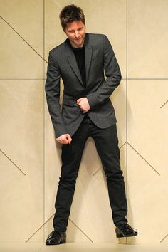 <3 Christopher Bailey for Burberry Prorsum Fall 2012 Menswear