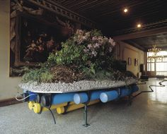 Simon Starling - Island for Weeds (2003)