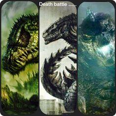 Godzilla vs Zilla  vs Godzilla