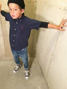 POLO RALPH LAURENのシャツ・ブラウスを使ったtokyonhのコーディネートです。WEARはモデル・俳優・ショップスタッフなどの着こなしをチェックできるファッションコーディネートサイトです。