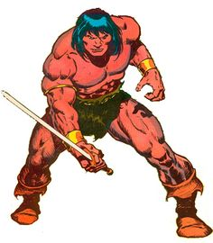 By Crom!- Wistful Reminiscence of Conan the Barbarian