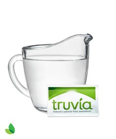 Simple Syrup Recipe with Truvía® Natural Sweetener-31⁄2 Tbsp Truvía spoonable, 1⁄2 cup warm water. Directions: Add Truvía to warm water. Shake or blend until completely dissolved. Store refrigerated. For best results, use within a day of making.