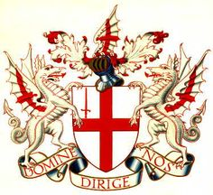 empire of the city states london | AND THE GREAT DRAGON... WHICH DECEIVETH THE WHOLE WORLD...
