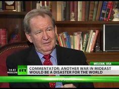 Pat Buchanan: 300 nukes in Israel yet Iran a threat?