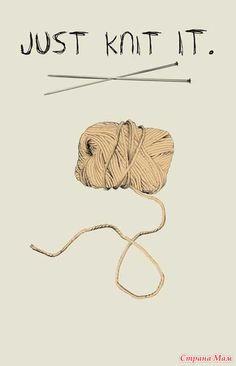 Арты о вязании - Вязание - Страна Мам