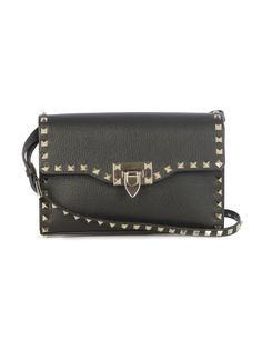 VALENTINO VALENTINO ROCKSTUD SHOULDER BAG.  valentino  bags  shoulder bags   leather feee8c8fa4956