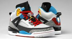 brand new d0f78 fe9f6 Are there any other wacky multi colored kicks like these that are worth  copping  http