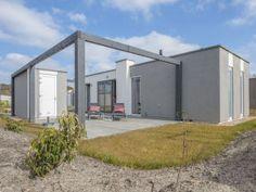 Ferienhaus Zeebad Typ Lodge Comfort 4A