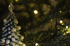 Christmas tree. Winter. Handmade little Christmas tree. ❤