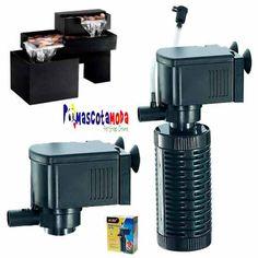 1000 images about filtros y bombas sumergibles acuarios y for Motor para cascada