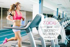 dicas como ter sucesso treino fitness inspire lifestyle