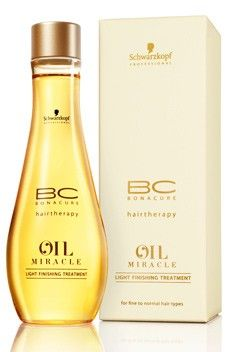 Schwarzkopf BC Oil Miracle | hellostash.com
