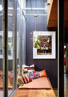 Mid-century home in Portland celebrates its history with a fresh facelift