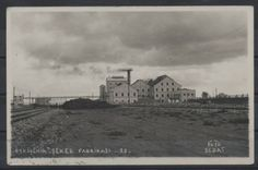 Eskişehir Şeker fabrikası