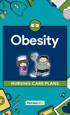 Obesity Nursing Care Plans #nursing #nurses #nursingstudent