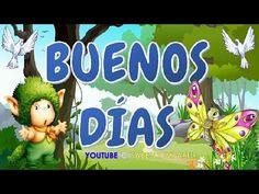 Buenos dias - YouTube Good Morning Photos, Christmas Ornaments, Holiday Decor, Youtube, Spanish, Vestidos, Good Morning Funny, Spanish Greetings, Christmas Jewelry
