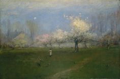 On Technique: George Inness (Part 7) – Underpaintings Magazine