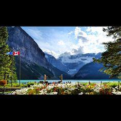 Lake Louise - Canada @davorado- #webstagram