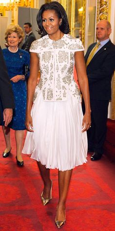 MICHELLE OBAMA/ First Lady  ~ She just gets more and more gorgeous!!